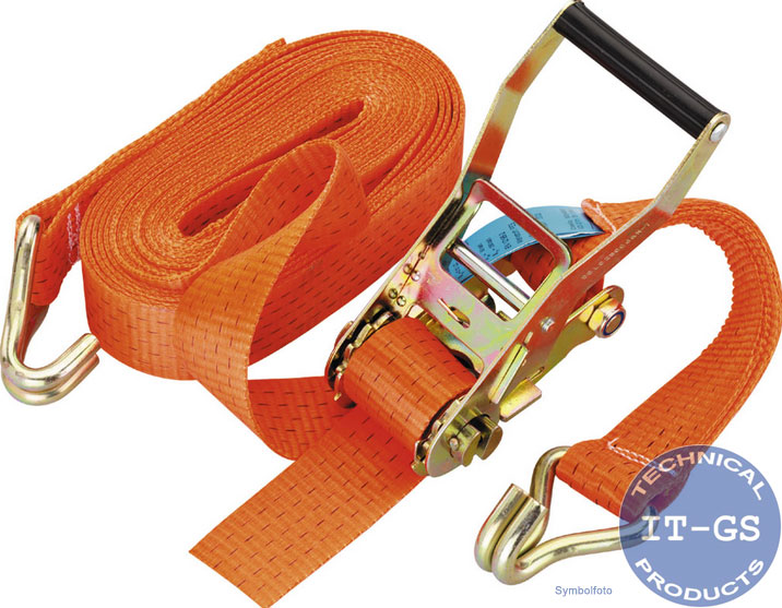 webbing load restraint assembly
